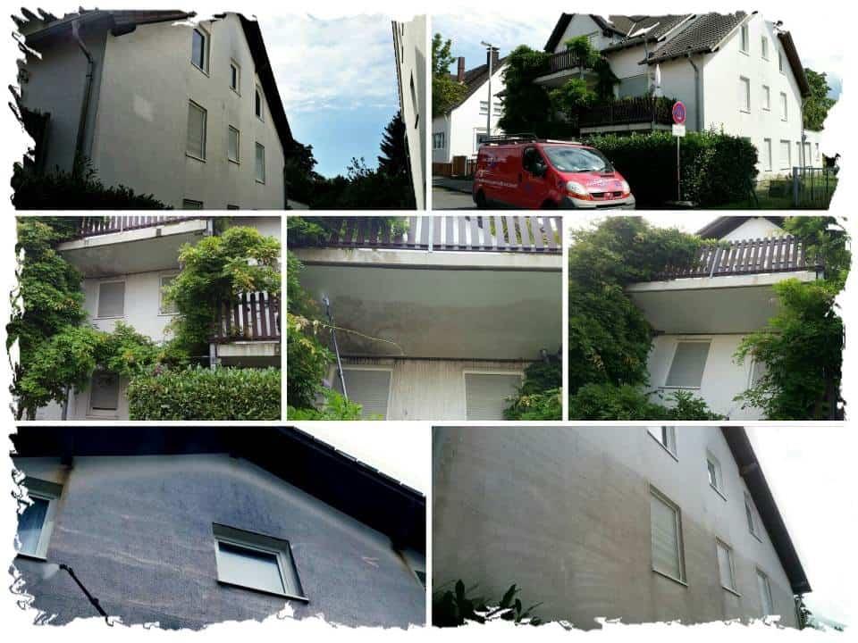 Fassadenreinigung in Bonn