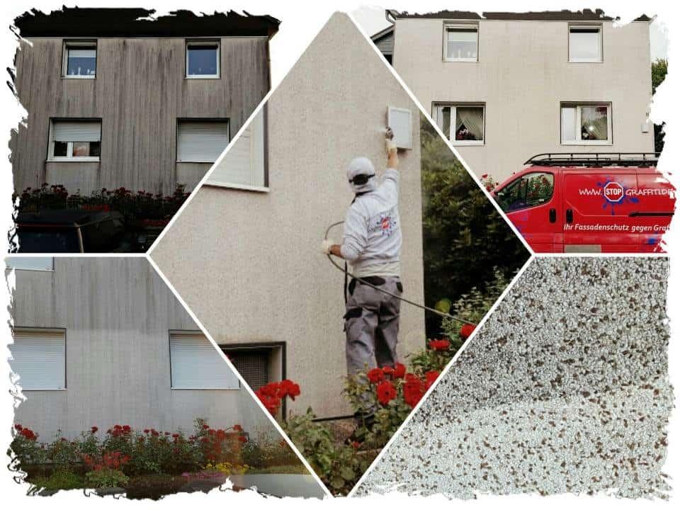 Fassadenreinigung in Burscheid