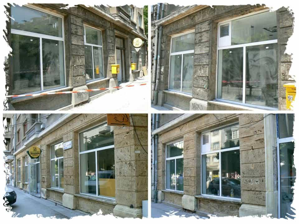 Fassadenreinung Naturstein