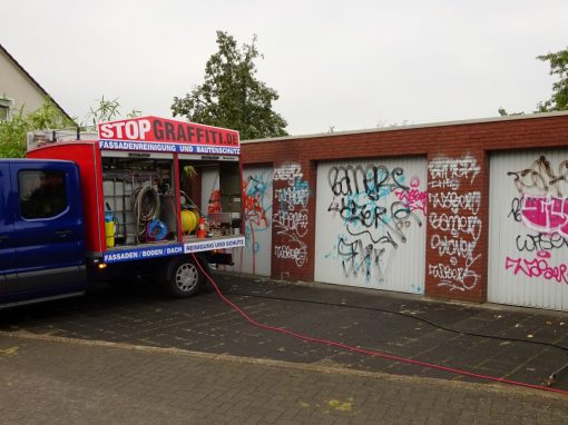 Graffitientfernung Bochum
