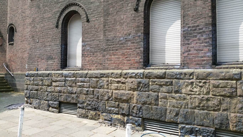Antigraffiti Fassadenschutz Dortmund 11