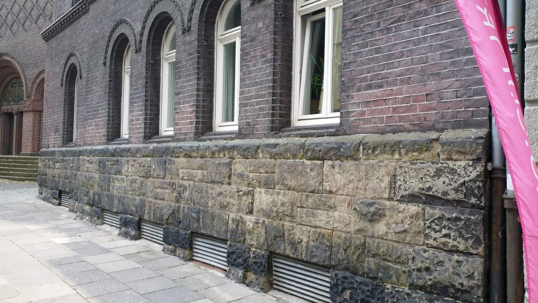 Antigraffiti Fassadenschutz Dortmund 3