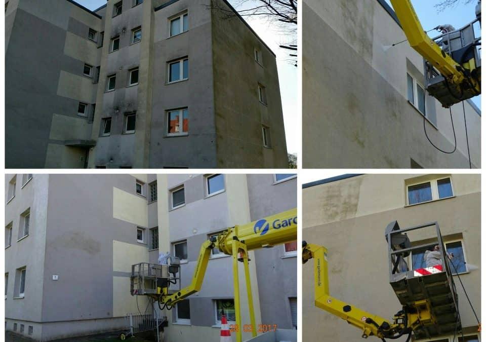 Fassadenreinigung und Langzeitschutz Imprägnierung in Castrop-Rauxel Haus 5