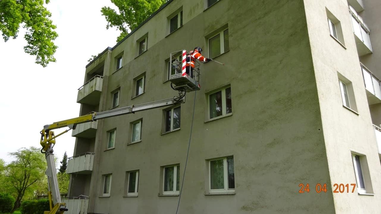 Fassadenreinigung Castrop-Rauxel (3)