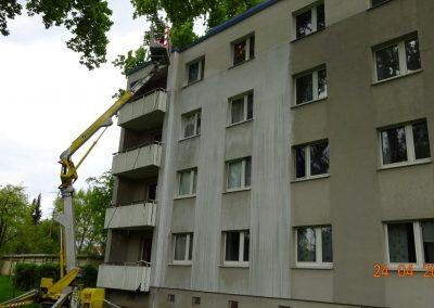 Fassadenreinigung und Langzeitschutz Imprägnierung in Castrop-Rauxel Haus 1