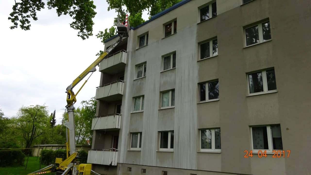 Fassadenreinigung Castrop-Rauxel (4)