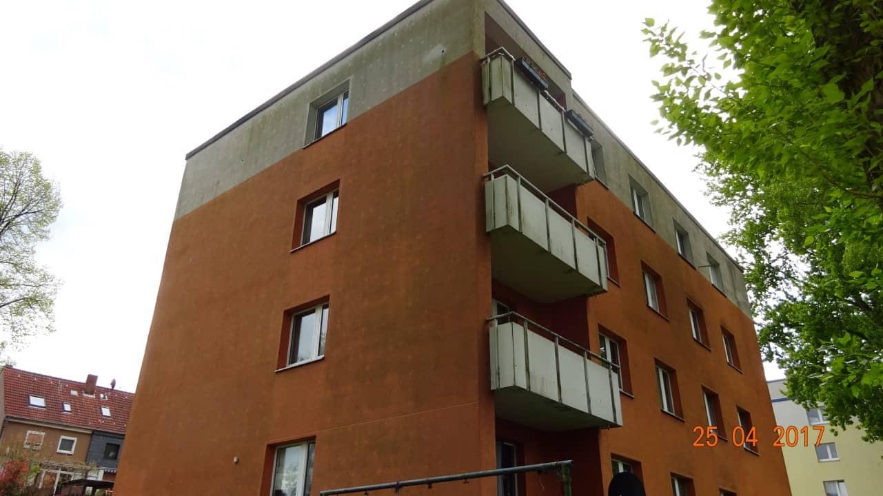 Fassadenreinigung Castrop-Rauxel Haus 3 (1)