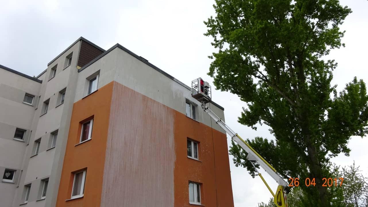 Fassadenreinigung Castrop-Rauxel Haus 3 (4)