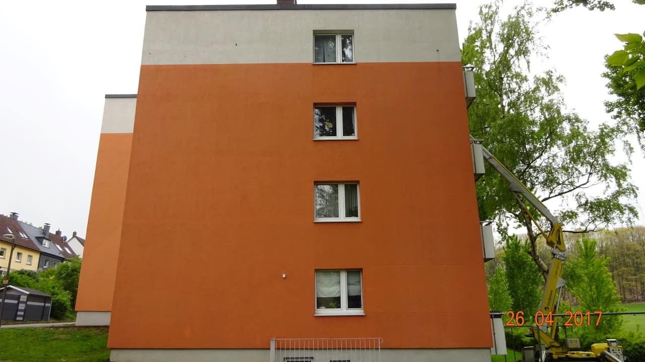 Fassadenreinigung Castrop-Rauxel Haus 3 (5)