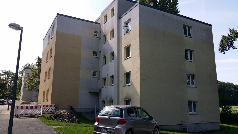 Fassadenreinigung Castrop-Rauxel Haus 4 (1)