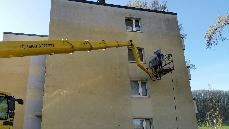 Fassadenreinigung Castrop-Rauxel Haus 4 (2)
