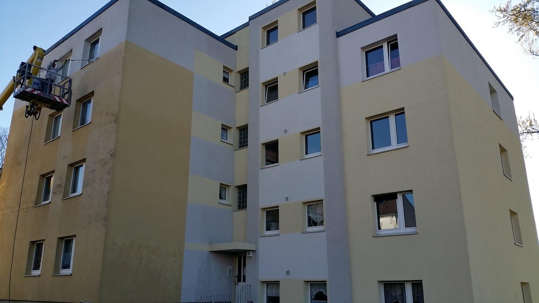 Fassadenreinigung Castrop-Rauxel Haus 4 (3)