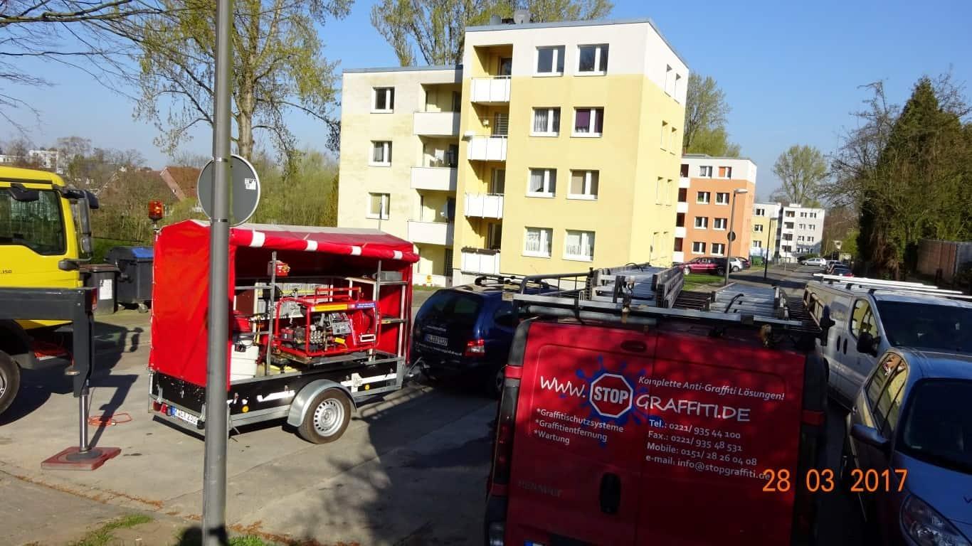 Fassadenreinigung Castrop-Rauxel Haus 4 (4)