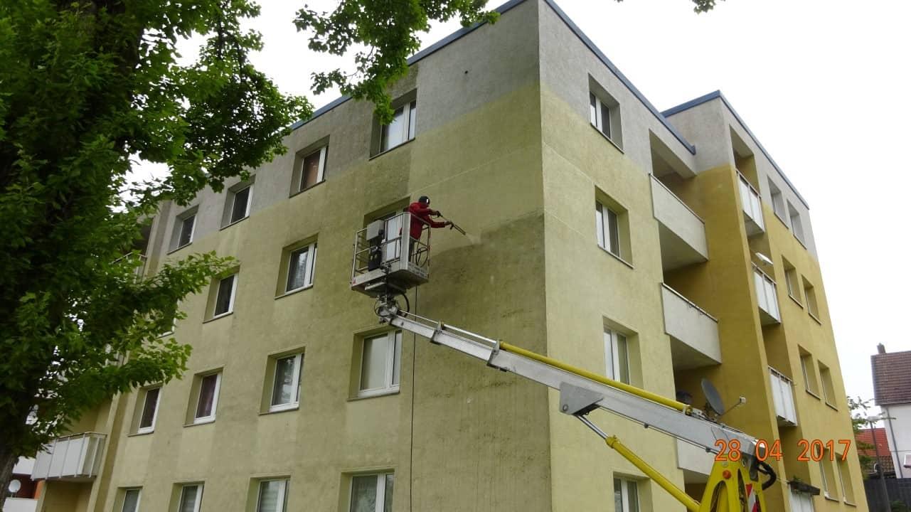 Fassadenreinigung Castrop-Rauxel Haus 4 (6)