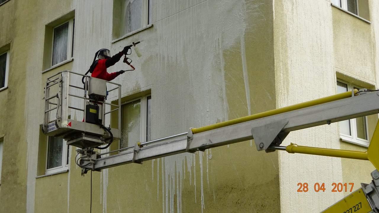 Fassadenreinigung Castrop-Rauxel Haus 4 (7)