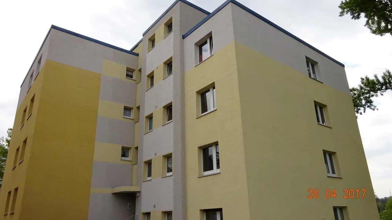 Fassadenreinigung Castrop-Rauxel Haus