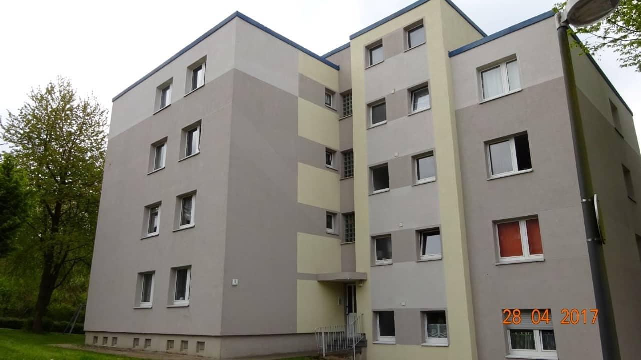 Fassadenreinigung Castrop-Rauxel Haus 5 (11)