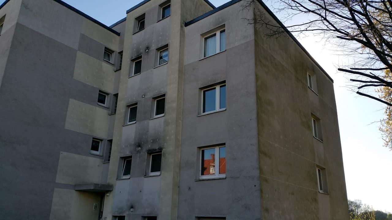 Fassadenreinigung Castrop-Rauxel Haus 5 (2)