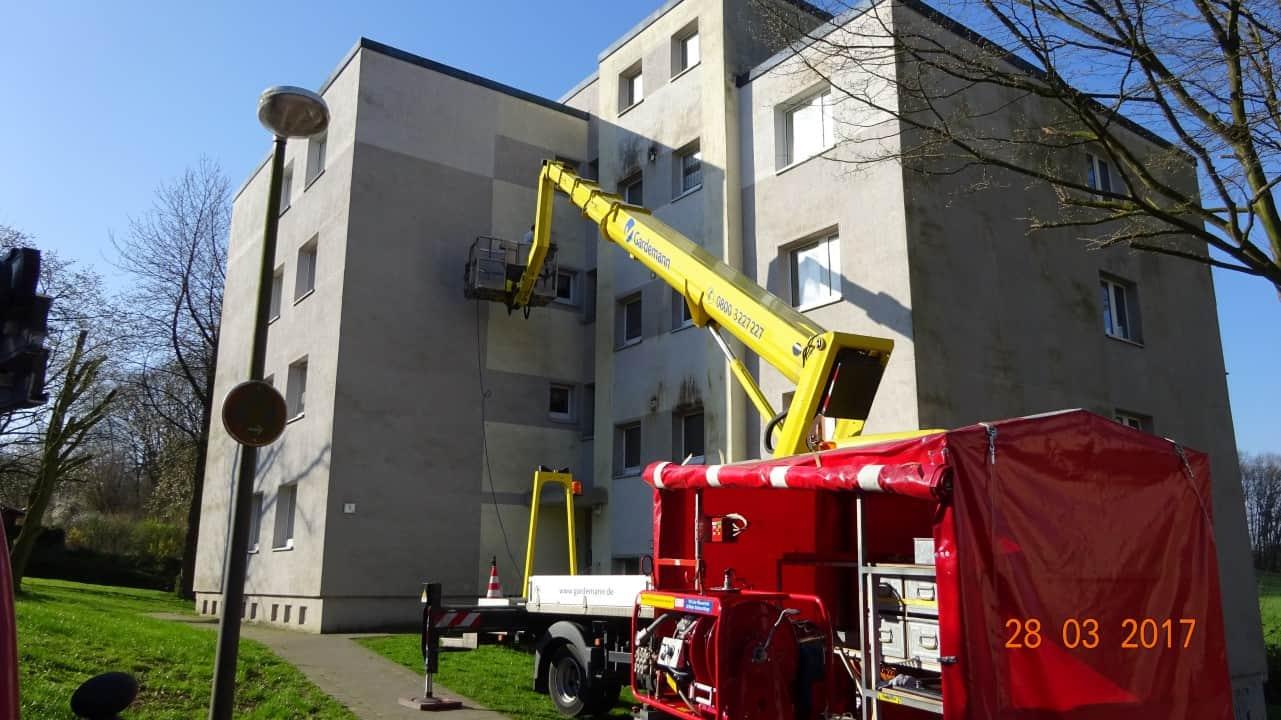 Fassadenreinigung Castrop-Rauxel Haus 5 (4)