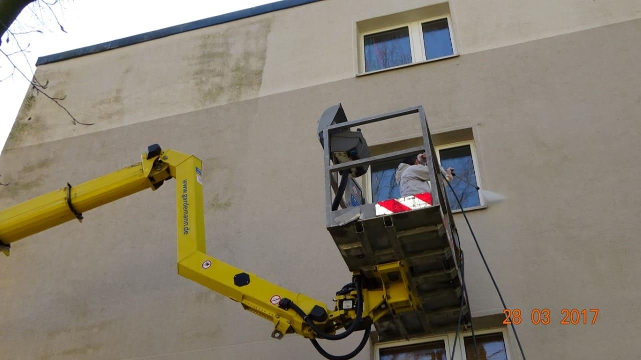 Fassadenreinigung Castrop-Rauxel Haus 5 (5)