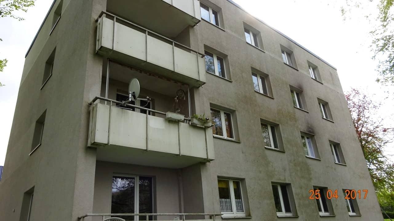 Fassadenreinigung Castrop-Rauxel Haus 5 (7)
