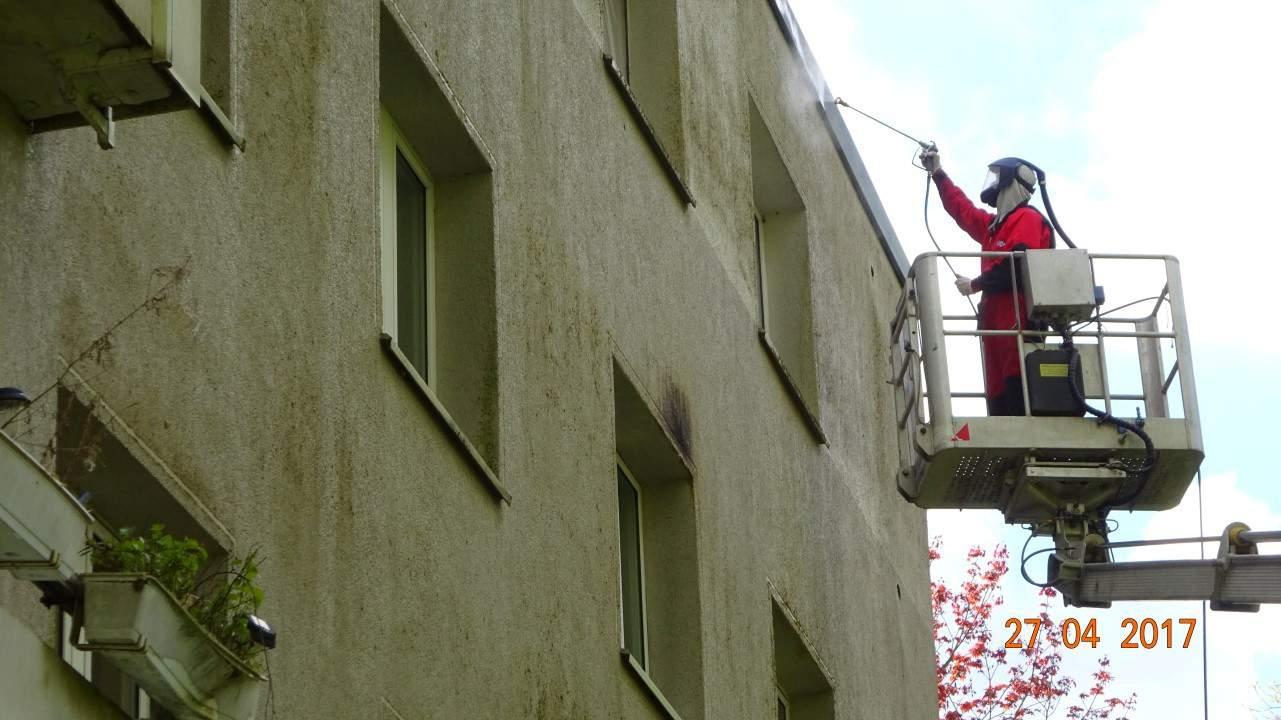Fassadenreinigung Castrop-Rauxel Haus 5 (8)
