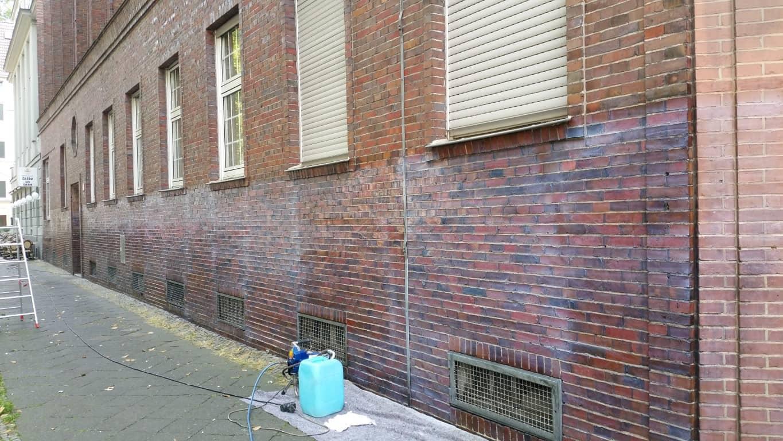 Graffitientfernung Antigraffiti Dortmund 5