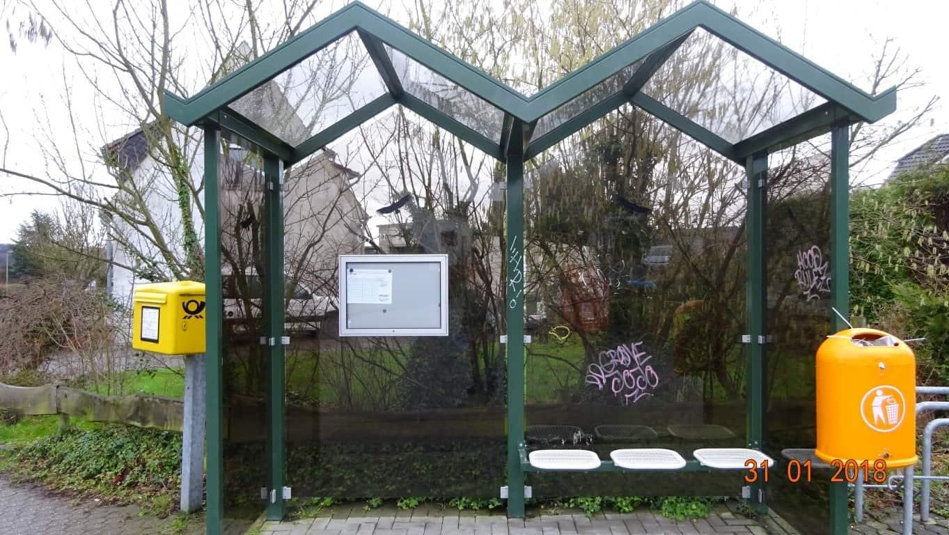Graffitientfernung Wartung NRW 11