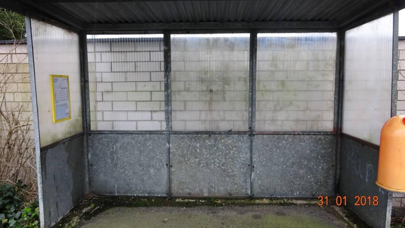 Graffitientfernung Wartung NRW 14