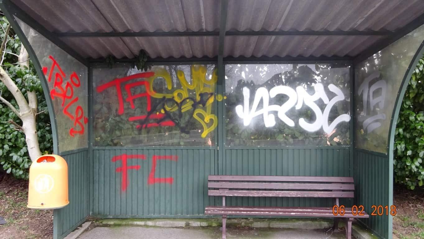 Graffitientfernung Wartung NRW 17