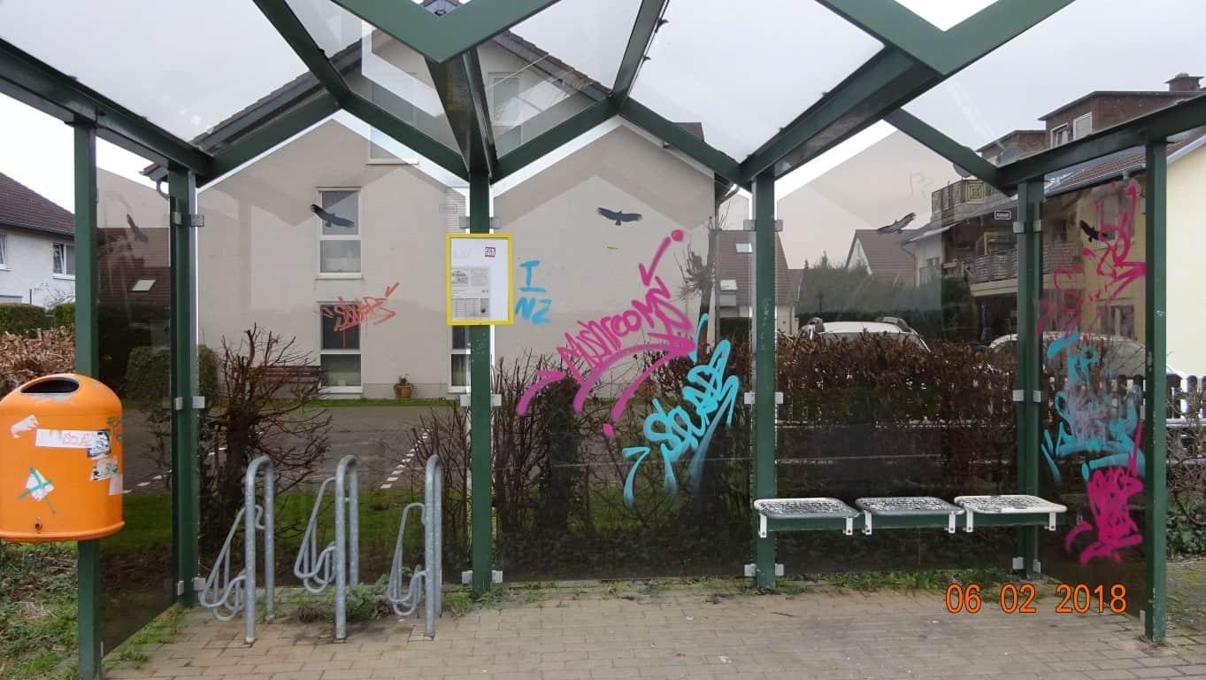 Graffitientfernung Wartung NRW 19