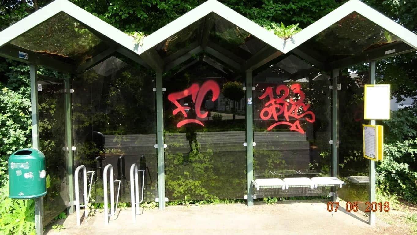 Graffitientfernung Wartung NRW 21