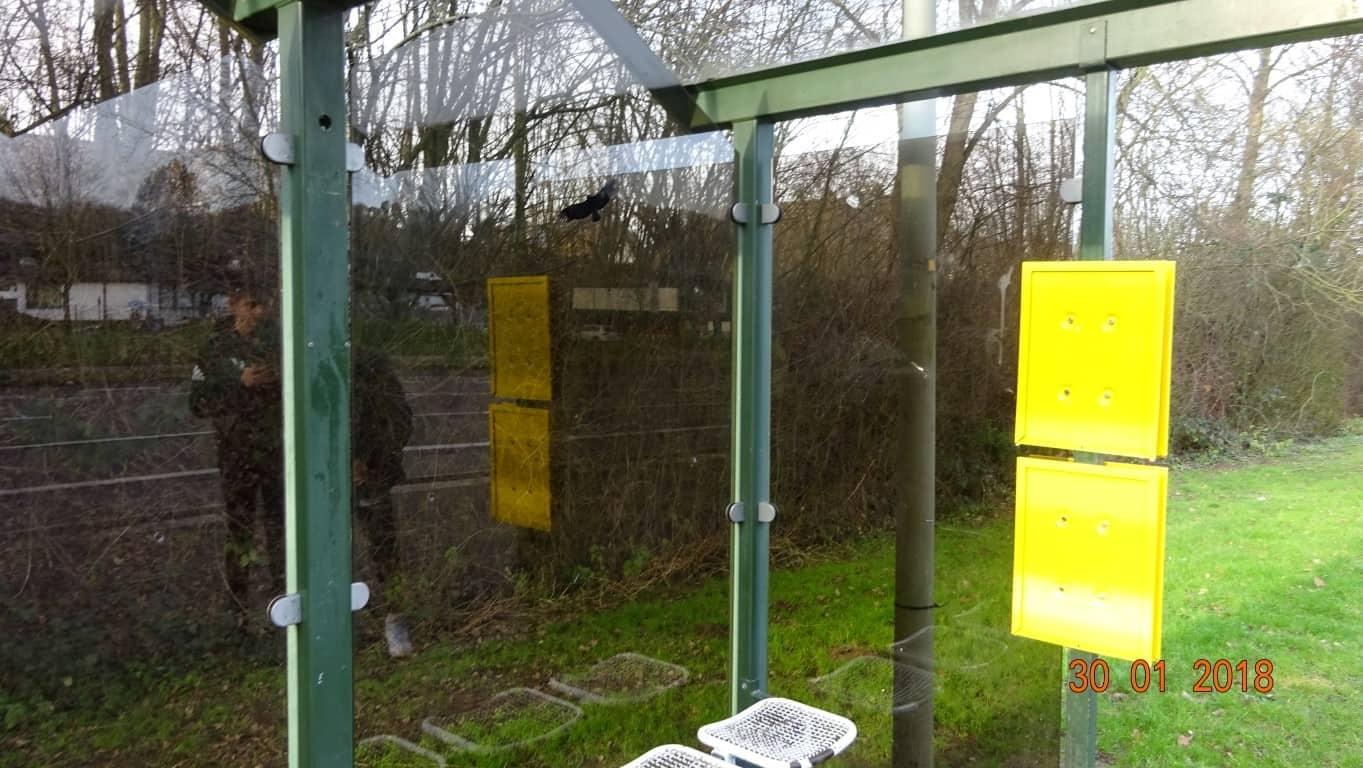 Graffitientfernung Wartung NRW 4