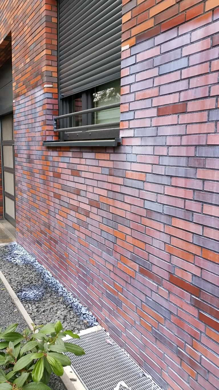 Graffitientfernung und Antigraffiti Klinker Köln 12