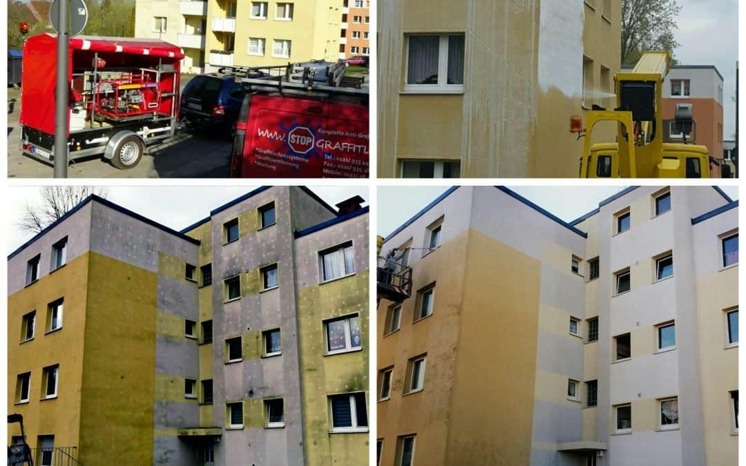 Fassadenreinigung und Langzeitschutz Imprägnierung in Castrop-Rauxel Haus 4