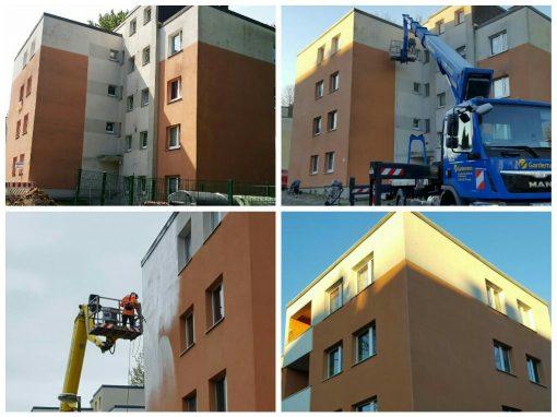 Fassadenreinigung und Langzeitschutz Imprägnierung in Castrop-Rauxel Haus 3