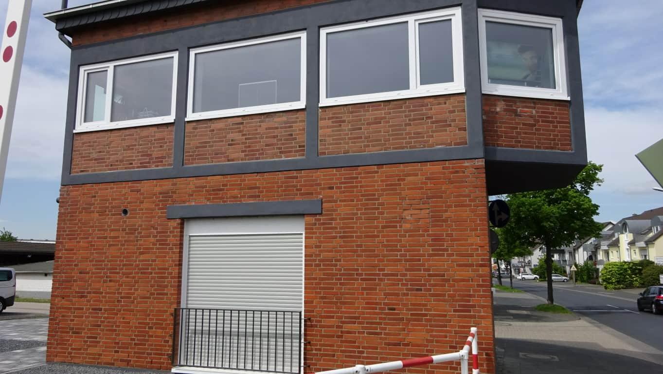 Fassadenreinigung in Köln