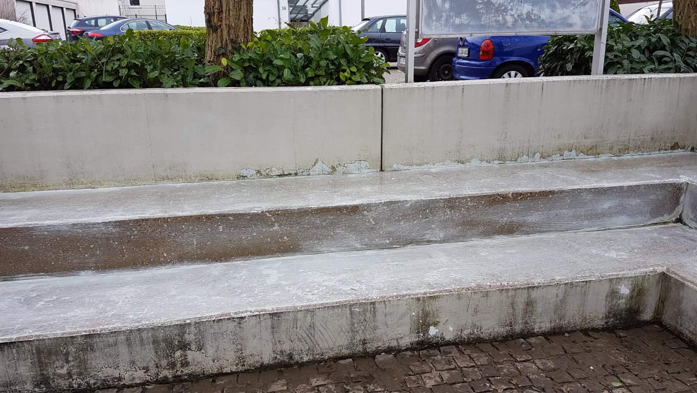Am Heilsbrunnen Pflasterreinigung und Hydrophobierung (3)