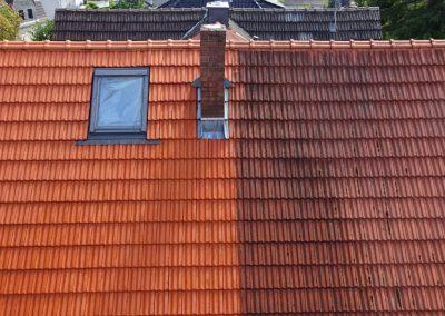 Dachreinigung und Langzeitschutz in Köln