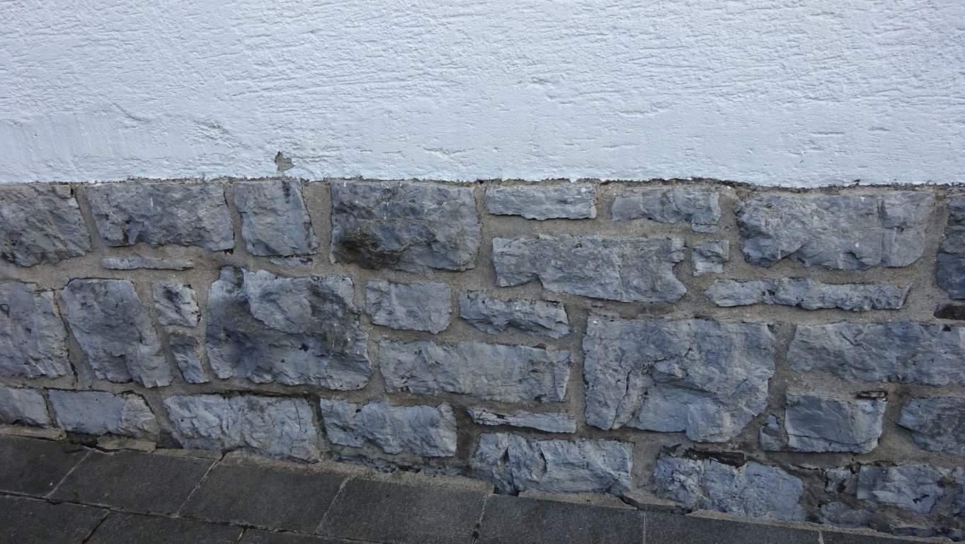 Fassadenreinigung mit Teleskoplanze und Langzeitschutz Imprägnierung in Köln (11)