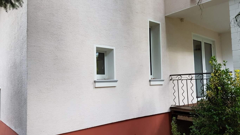 Fassadenreinigung mit Teleskoplanze und Langzeitschutz Imprägnierung in Köln (14)
