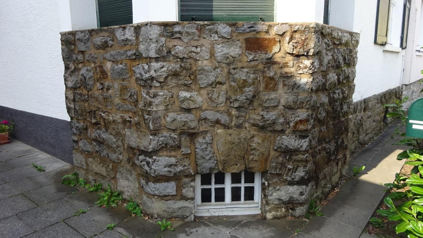 Fassadenreinigung mit Teleskoplanze und Langzeitschutz Imprägnierung in Köln (9)