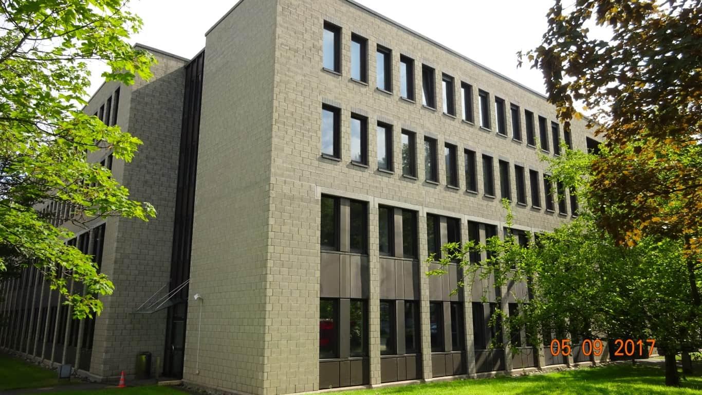 Fassadenreinigung und Fassadenschutz in Hagen (1)