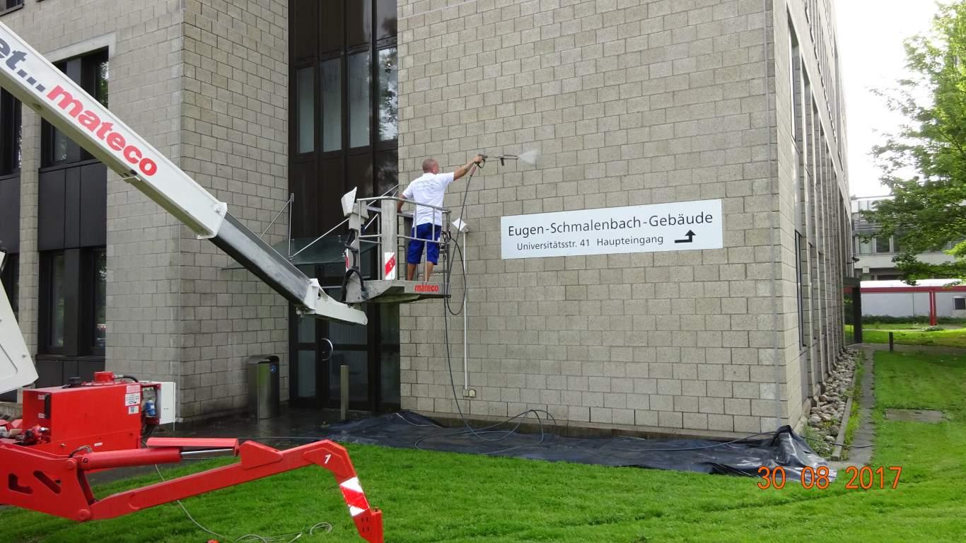 Fassadenreinigung und Fassadenschutz in Hagen (16)