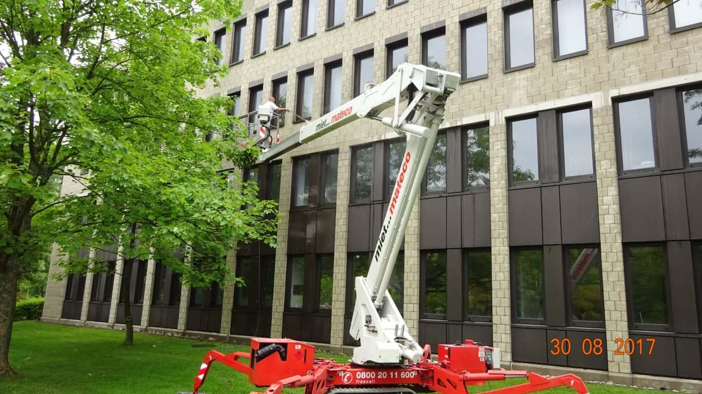 Fassadenreinigung und Fassadenschutz in Hagen (17)