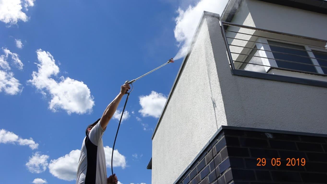 Fassadenreinigung und Langzeitschutz Köln (8)