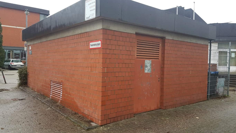 Graffitientfernung und Anti-Graffitischutz Klinker (1)