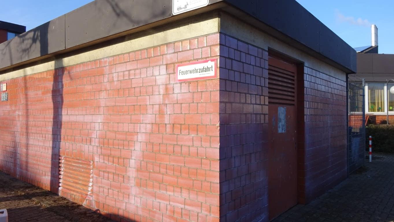 Graffitientfernung und Anti-Graffitischutz Klinker (10)