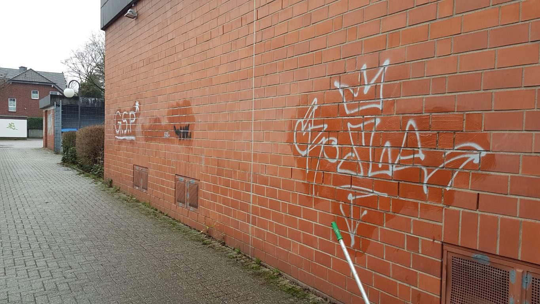 Graffitientfernung und Anti-Graffitischutz Klinker (14)