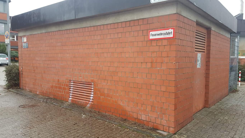 Graffitientfernung und Anti-Graffitischutz Klinker (2)